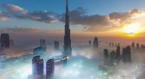 دبي الثالثة عالميا ب