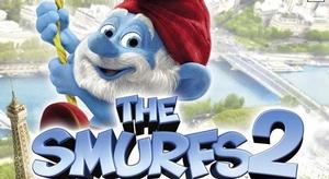 لعبة The Smurfs 2