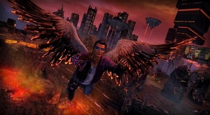 لعبة Saints Row Gat