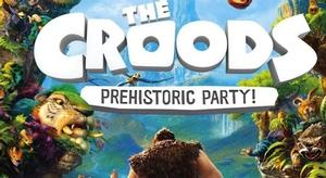 لعبة The Croods Preh