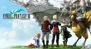لعبة Final Fantasy I