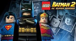 لعبة Lego Batman 2 D