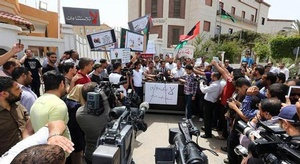 صحفيو ليبيا.. قيود ب