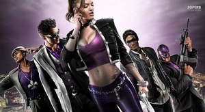 لعبة Saints Row IV G