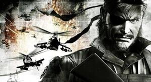 لعبة Metal Gear Soli