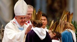 بابا الفاتيكان: الله