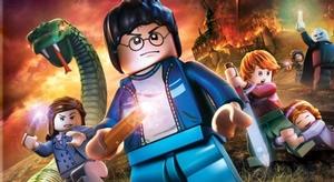 لعبة Lego Harry Pott