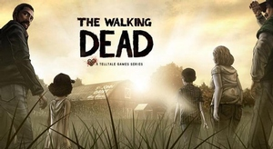 لعبة The Walking Dea