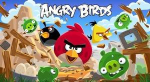 لعبة Angry Birds Tri