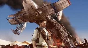 لعبة Uncharted 3 Dra
