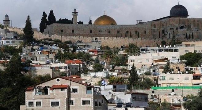 الأقصى - فلسطين