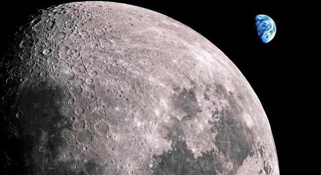 الاصطدام بالقمر