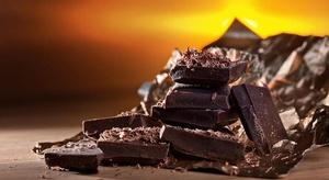 الشوكولاتة تصيب الرج