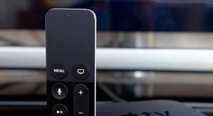 تلفاز أبل يزود بميزة