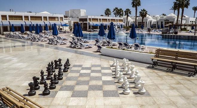 المنتجعات السياحية في البحر المتوسط