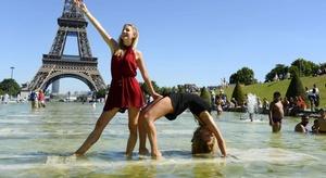 ساحة للعراة في باريس