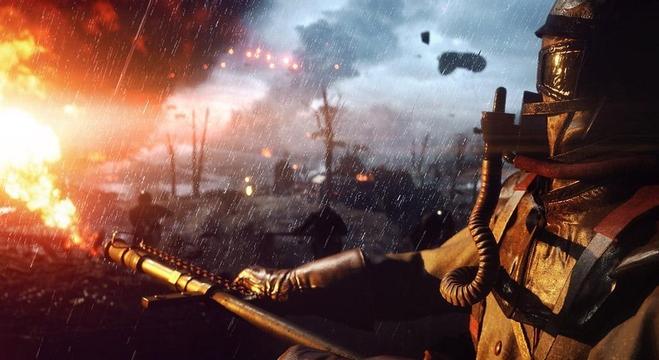 لعبة Battlefield