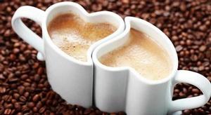فنجانان من القهوة يو