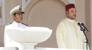 كيف رد الملك المغربي