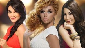 فنانات لبنانيات يسطع