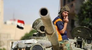 الجيش السوري يتقدم ب