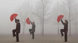 الصين تصدر ثاني تحذي