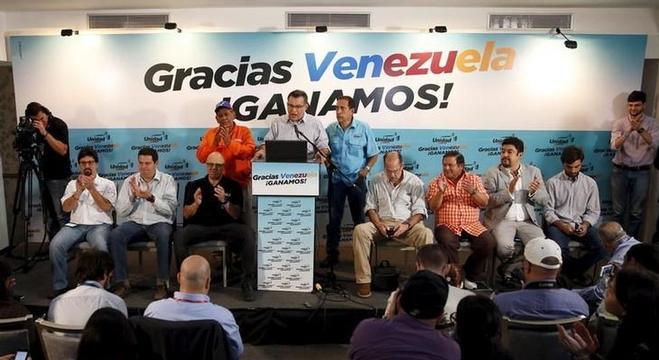 معارضة فنزويلية