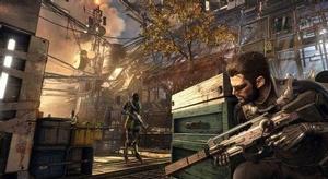 لعبة Deus Ex: Mankin
