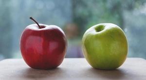 أيهما أفضل التفاح ال