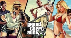 لعبة Grand Theft Aut