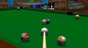 لعبة Virtual Pool 4