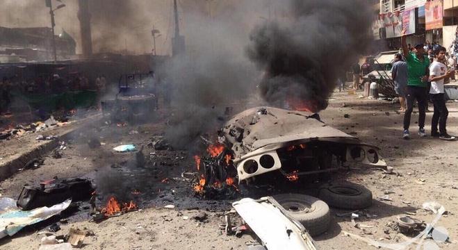 تفجيرات-بغداد