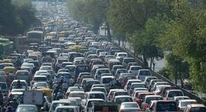 ضجيج حركة المرور يسب