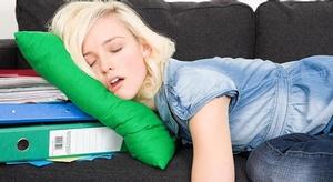 قلة النوم سبب لأمراض