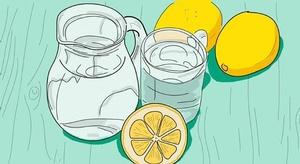 ضع الليمون بجوار فرا