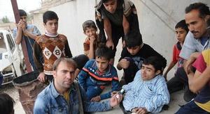 بالصور.. سكان الموصل