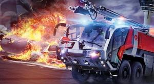 لعبة Airport Firefig
