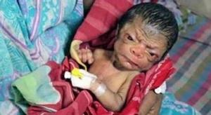 بالفيديو.. ولادة طفل