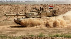 العراق يعلن بدء معرك