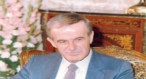 عباس: حافظ الأسد كان