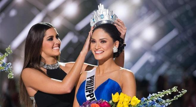 بيا ألونزو ملكة جمال العالم