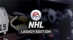 لعبة NHL Legacy Edit