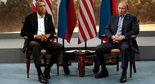 بوتين-وأوباما