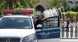 اعتقال امرأة تونسية