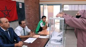 الانتخابات المغربية.