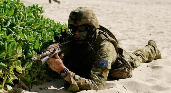 الجيش-الأسترالي