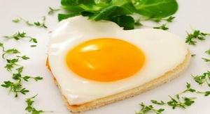 تناول بيضة واحدة يوم