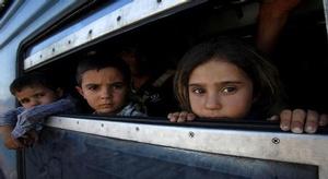 اختفاء مئات الأطفال