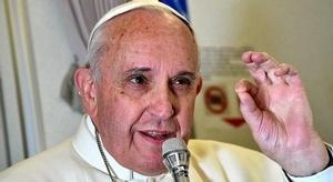 البابا فرانسيس يستعد