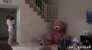 بالفيديو.. كيف أرعب